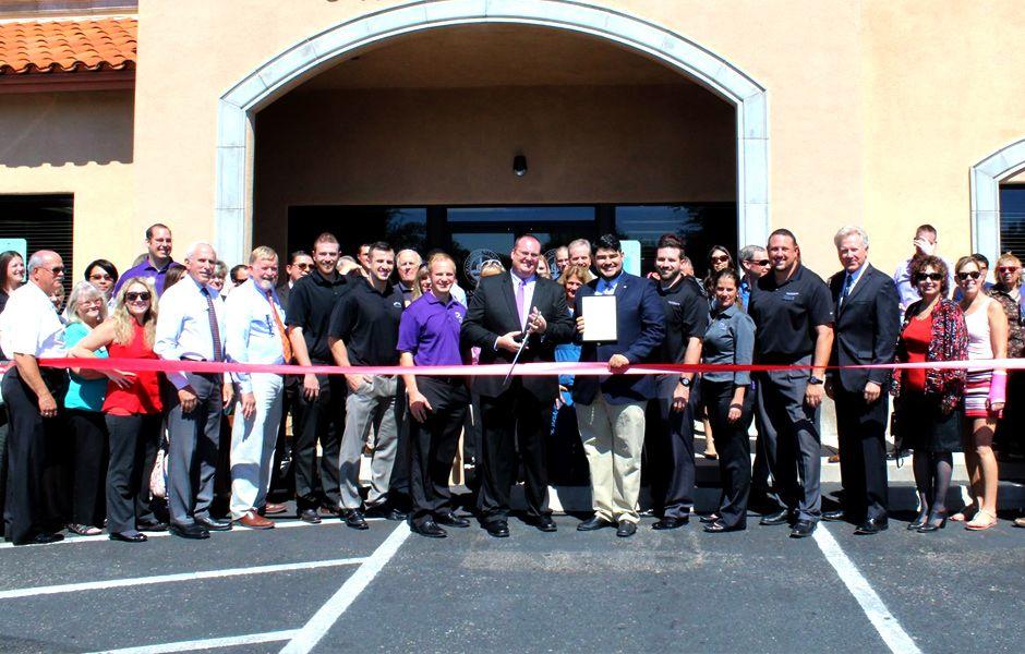 Tucson Metro Chamber - Host your next ribbon cutting