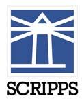 ScrippslogoverticalbluelighthouseoverScripps